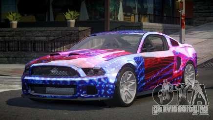 Ford Mustang GT-I L2 для GTA 4