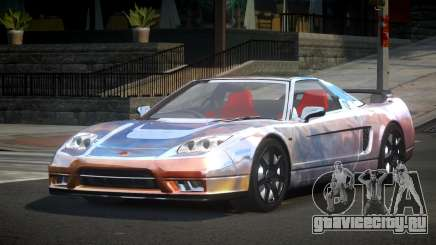 Honda NSX GS S10 для GTA 4