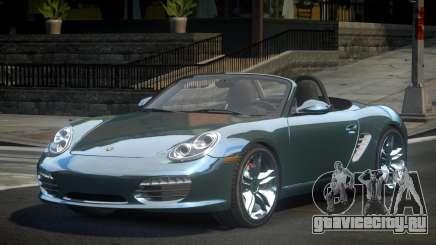 Porsche Boxster SR для GTA 4