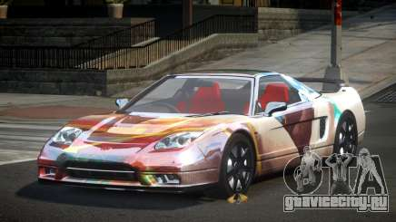 Honda NSX GS S1 для GTA 4