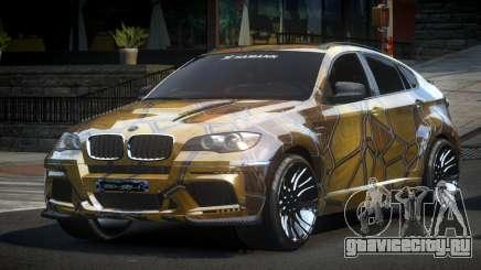 BMW X6 PS-I S8 для GTA 4