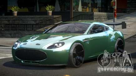 Aston Martin Zagato Qz для GTA 4