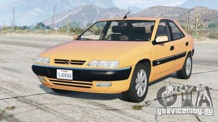 Citroën Xantia 1997〡add-on для GTA 5
