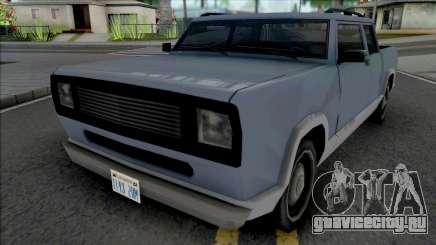 Sadler XL для GTA San Andreas