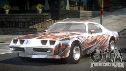 Pontiac TransAm GS-I S1 для GTA 4