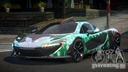 McLaren P1 GS-I L9 для GTA 4