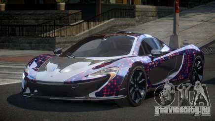 McLaren P1 GS-I L5 для GTA 4