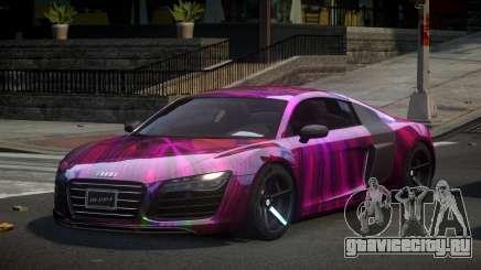 Audi R8 SP-U S4 для GTA 4