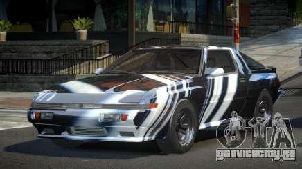 Mitsubishi Starion SP-U S3 для GTA 4