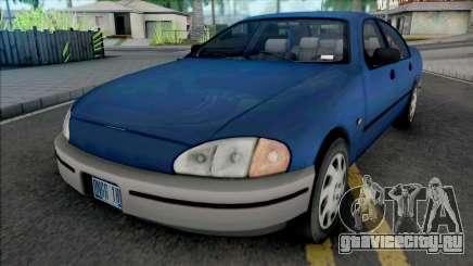 GTA 3 Kuruma [HD] для GTA San Andreas