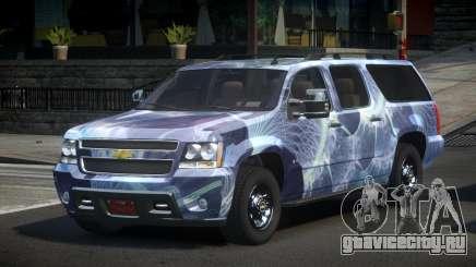 Chevrolet Suburban GS S9 для GTA 4