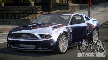 Ford Mustang GT-I L1 для GTA 4