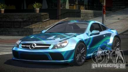 Mercedes-Benz SL65 U-Style PJ5 для GTA 4