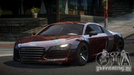 Audi R8 SP-U S1 для GTA 4