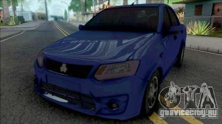 Saipa Saina Blue для GTA San Andreas