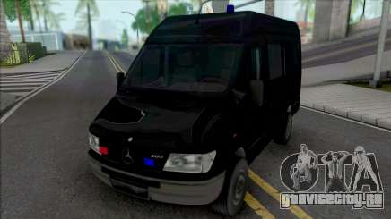 Mercedes-Benz Sprinter Unmarked SWAT для GTA San Andreas