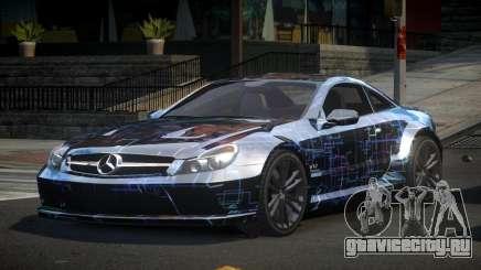 Mercedes-Benz SL65 U-Style PJ6 для GTA 4