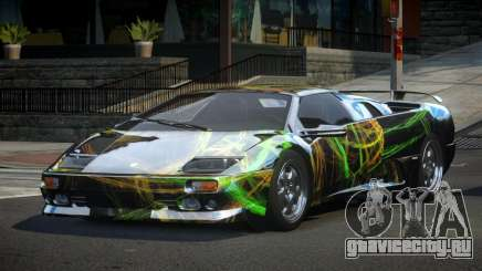 Lamborghini Diablo U-Style S2 для GTA 4