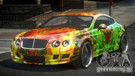 Bentley Continental ERS S2 для GTA 4