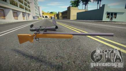 Quality Sniper Rifle для GTA San Andreas
