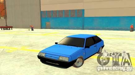 ВАЗ-2108 Короткокрылая 2 Версия для GTA 4