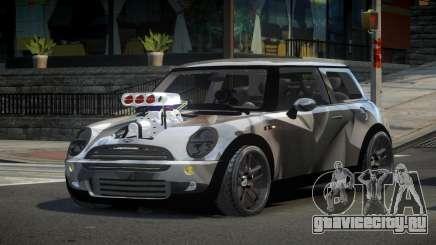 Mini Cooper Custom S7 для GTA 4