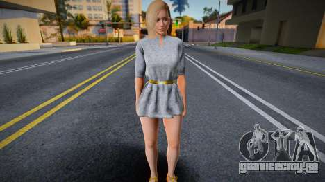 Helena v17 для GTA San Andreas