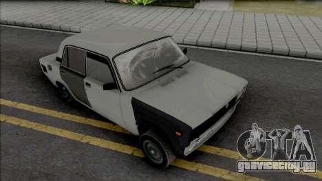 ВАЗ 2107 Xuliqanski 814 (Cavid168) Style для GTA San Andreas