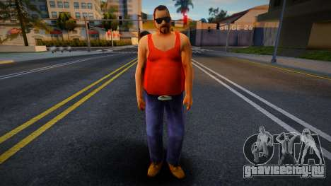 VCS Trailer Park Mafia 10 для GTA San Andreas