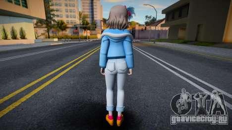 You Watanabe - Over The Rainbow Movie для GTA San Andreas