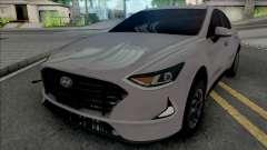 Hyundai Sonata 2020 Rims Full для GTA San Andreas