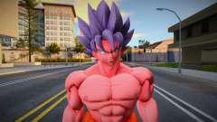 Goku Ssjblue Kiokien X20 для GTA San Andreas