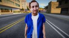 TheJizzy - YouTuber для GTA San Andreas