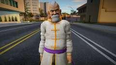 Dead Or Alive 5 - Gen Fu (Costume 1) 2 для GTA San Andreas