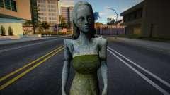 Kratos Wife (fear version) God of War 3 для GTA San Andreas