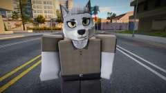 Roblox Mafia Wolf для GTA San Andreas
