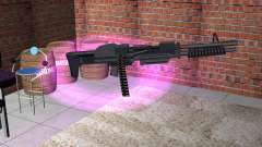 M60 - Proper Weapon для GTA Vice City