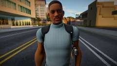 Fortnite - Will Smith (Mike Lowrey) для GTA San Andreas