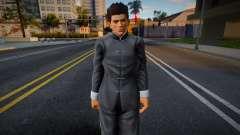 Dead Or Alive 5 - Jann Lee для GTA San Andreas