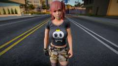 Dead Or Alive 5: Last Round - Honoka 2 для GTA San Andreas