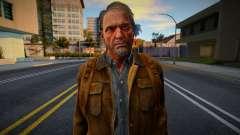 Joel Miller (from TLOU 2) для GTA San Andreas