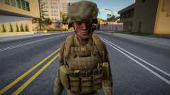 Marine для GTA San Andreas