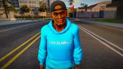 Dead Or Alive 5: Ultimate - Zack 4 для GTA San Andreas