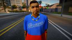 Puerto Ricans Gang 3 для GTA San Andreas