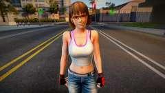 Dead Or Alive 5 - Hitomi 5 для GTA San Andreas