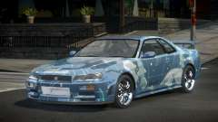 Nissan Skyline R34 J-Style S1 для GTA 4