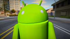 Android Robot для GTA San Andreas
