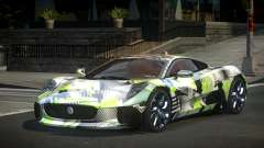 Jaguar C-X75 US S2 для GTA 4
