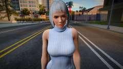 Agent Christie 7 для GTA San Andreas