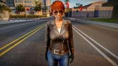 Sexy girl from DOA 9 для GTA San Andreas